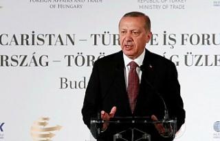 Erdoğan: Ekonomiyi ve bankacılık sistemini kimse...