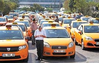 İstanbul Valiliği'nden 'ticari taksi'...