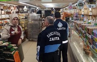 Sancaktepe Belediyesi Zabıta Müdürlüğü Denetimlerine...