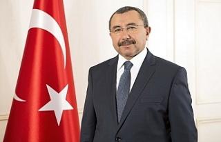 Başkan İsmail Erdem'den 10 Kasım Atatürk'ü...