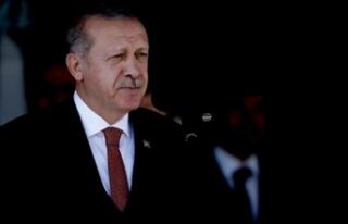 Son dakika... Cumhurbaşkanı Erdoğan o isimleri...
