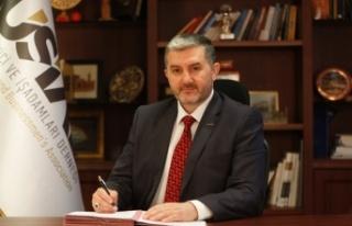 MÜSİAD Genel Başkanı Abdurrahman Kaan'dan...