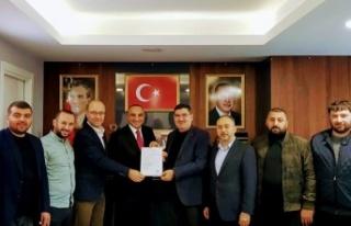 Nuh Gergin Ak Parti Ümraniye Belediye Meclis Aday...
