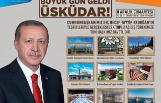 Üsküdar Belediyesi'nden Türkiye'yi Geleceğe...