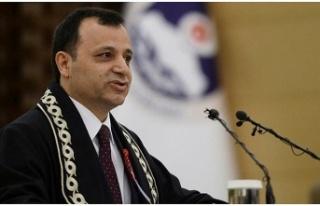 Yozgat'ın Gururu Zühtü Arslan Anayasa Mahkemesi...