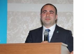 AK Parti Ümraniye Belediye Meclis Üyesi Adayı Eyüb...