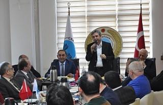DP Çekmeköy Belediye Başkan Adayı Hüseyin Sipahi...