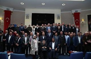Başkan Hasan Can AK Parti Ümraniye Teşkilatının...