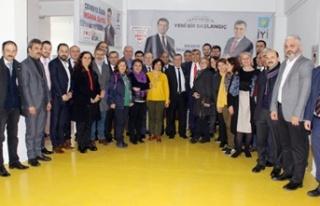 CHP Ümraniye Belediye Başkan Adayı Cafer Aktürk...
