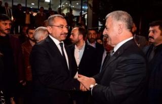 """Eski Ulaştırma Bakanı Ahmet Arslan, """"Ataşehir'e..."""