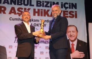 Fuat Oktay: 'Artık 25 yıl öncesinin İstanbul'u...