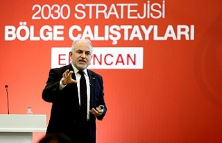 """Genel Başkan Kınık: """"Kızılay'ı yenilikçi..."""