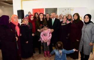 İsmail Erdem Ataşehirli Kadınların Dünya Kadınlar...