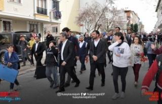 Sipahi, Çekmeköy'de Esnaf ve Vatandaşın Yoğun...