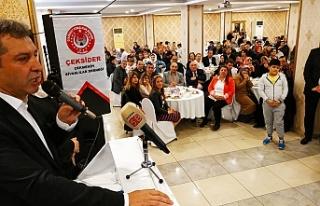 Sivaslılardan Sipahi'ye tam destek