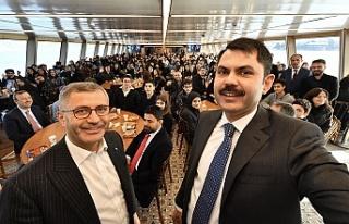 Valide Sultan Gemisinde Sanat Tarihi Derslerinin Konuğu...