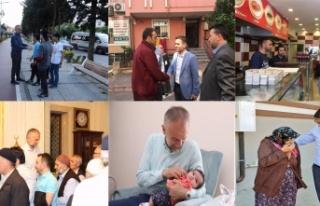 Çekmeköy'de Gönül BelediyeciliğiSahaya Yansıtılıyor...
