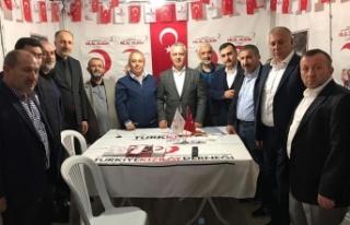 İstanbul Milletvekili Mustafa Ataş'tan Ümraniye...