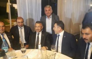 Oktay, Yozgatlı STK'lar ile iftarda bir araya...