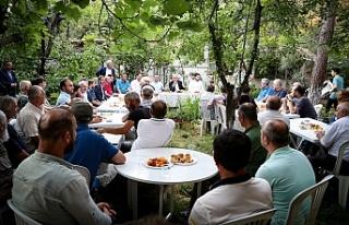 Ümraniye Belediye Başkanı İsmet Yıldırım, Gençlerle...
