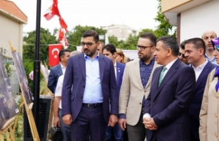 Çekmeköy'de 15 Temmuz Şehitleri Rahmet ve...