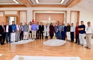 Sancaktepe Belediye Başkanı Şeyma Döğücü, Basın...