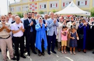 """""""Altın Eller Çarşısı"""" Sancaktepe'de..."""