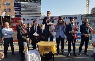 Yeniden Refah Partisi Ümraniye İlçe Teşkilatı...