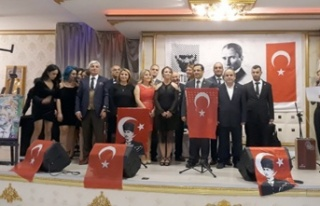Atatürk Düşünce Derneğinden Cumhuriyetin 96....
