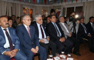 Azerbaycan'ın Bağımsızlık Günü İstanbul'da...