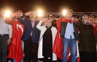 Sancaktepe Belediyesi Askere Giden Gençleri Uğurlandı