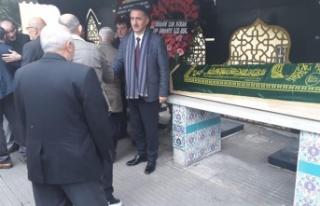 Ümraniye Kaymakamı Suat Dervişoğlu'nun Acı...