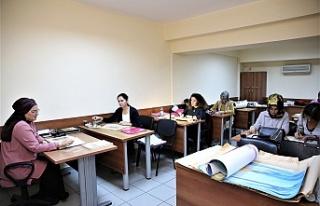 Ümraniye Belediyesi Bünyesinde Geleneksel Sanatlar...