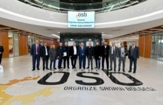 Modoko Masko ve Kayseri OSB Dubai'de ortak AVM kurulması...