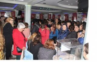 CHP Ümraniye ilçe Kadın Kolları Başkanlığında...