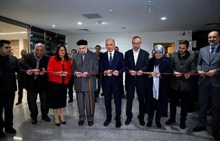 Kültür ve Sanatın Adresi Ümraniye'de Tezhip...