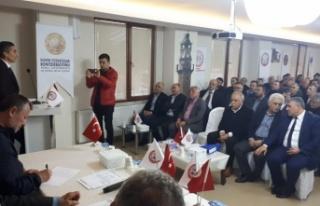 İstanbul Yozgatlılar Federasyonu Olağan Genel Kongresini...