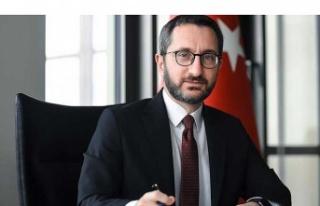 İletişim Başkanı Altun'dan koronavirüs açıklaması:...