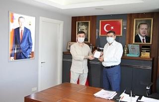 AK Parti Ümraniye İlçe Başkanı ve Kadın Kolları...