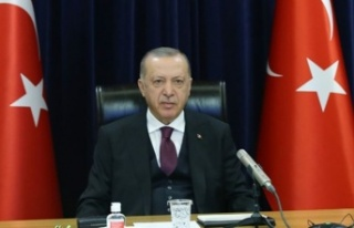 Cumhurbaşkanı Erdoğan: AK Parti'de unvanlar...