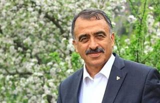 İSTAÇ Genel Müdürü Mustafa Canlı tedavi gördüğü...