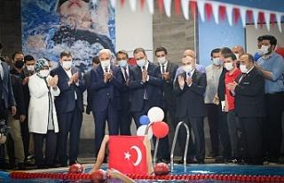 Bakan Kasapoğlu'nun Katılımıyla Ümraniye'de...