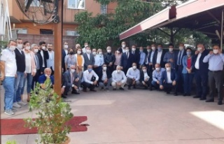 CHP Ümraniye İlçe Başkanlığı'nın Muhtarlar...