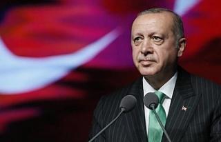 Cumhurbaşkanı Erdoğan'dan ahlaksız karikatüre...