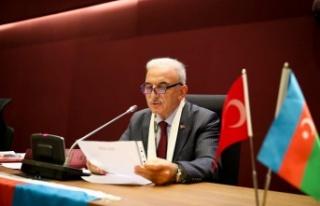 Ümraniye Belediye Meclisi'nden Azerbaycan'a Destek...