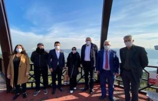 Osman Boyraz'dan Muhtarlık Yasasına Tam Destek