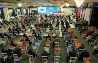 AK Parti İstanbul'da 15 ilçede başkan adaylarını...