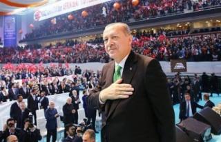 AK Parti'de yönetimde yüzde 50, İstanbul'da...