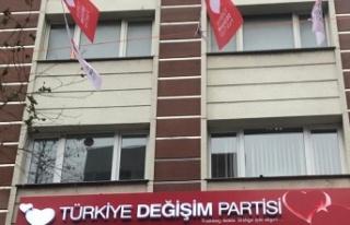 Türkiye Değişim Partisi Ümraniye İlçe Başkanlığı...