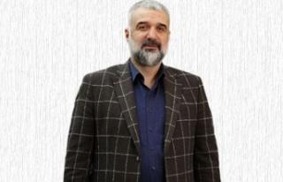 AK Parti İstanbul İl Başkanı Osman Nuri Kabaktepe...